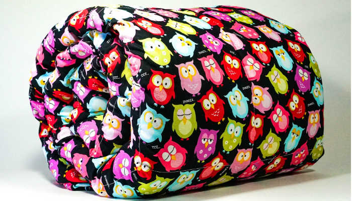 A weighted blankets for children from Mosaic Weighted Blankets (photo: Mosaic Weighted Blankets).
